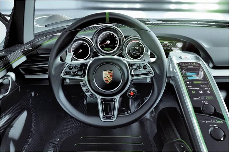 2015 Porsche 918 Spyder Redefining the Future of Super Cars 11