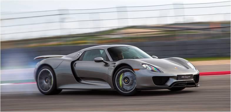 2015 Porsche 918 Spyder Redefining the Future of Super Cars 13