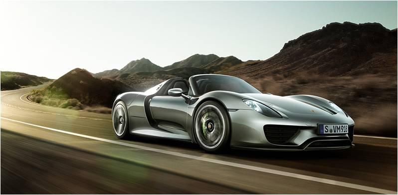 2015 Porsche 918 Spyder Redefining the Future of Super Cars 14