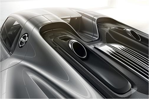 2015 Porsche 918 Spyder Redefining the Future of Super Cars 9