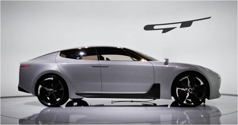 Kia GT Concept 5