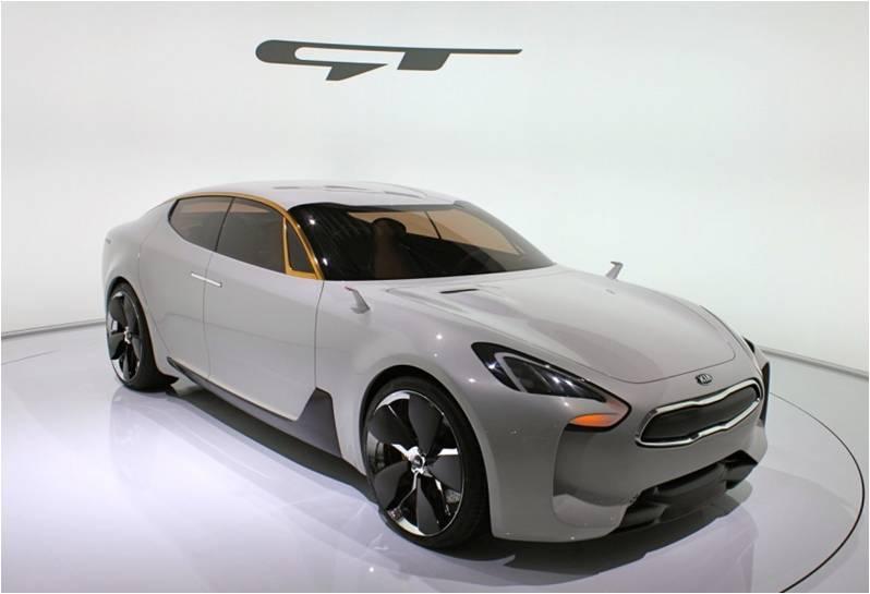 Kia GT Concept 2