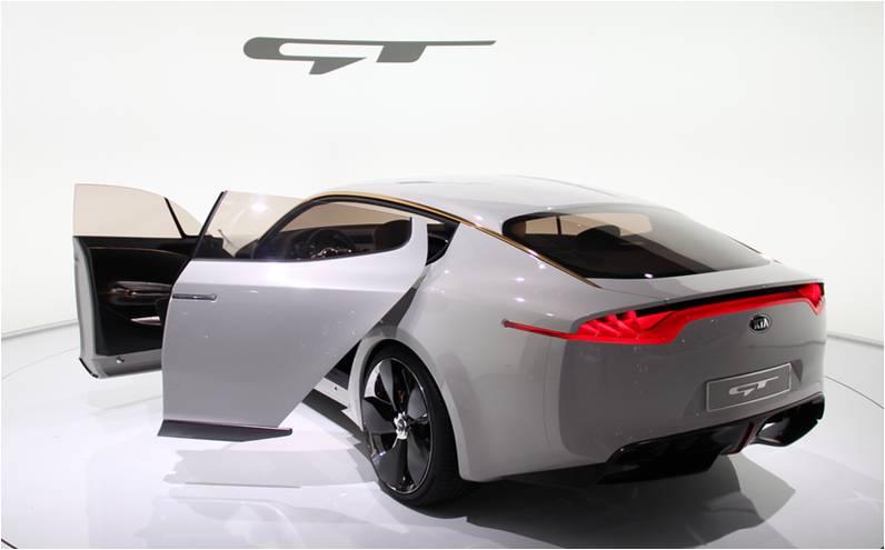 Kia GT Concept 3