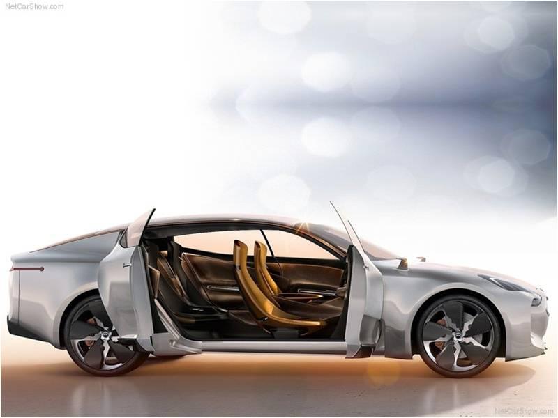 Kia GT Concept 4