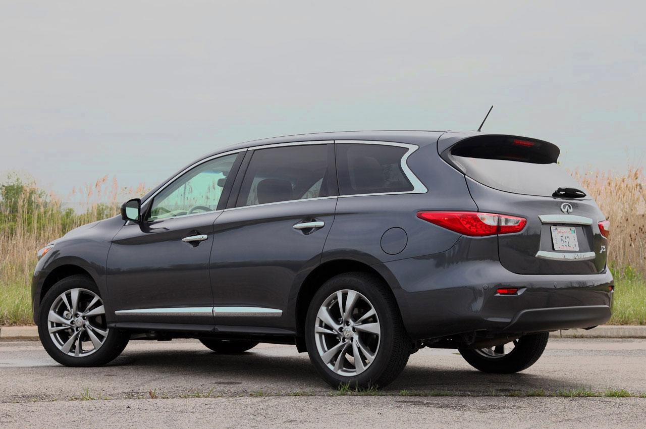 All-New Luxury-Packed 2015 Infiniti QX60 Revealed