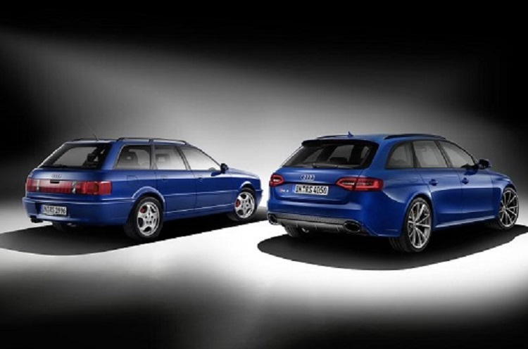 2015 Audi RS4 Twin Turbo V6 Wagon Comparison