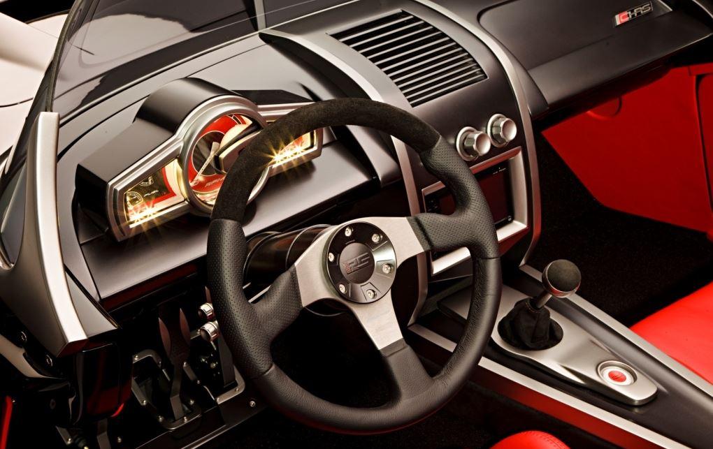 Carbon Fiber Corvette 6