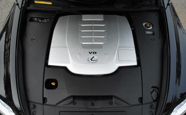 Lexus LS 460 Review 2
