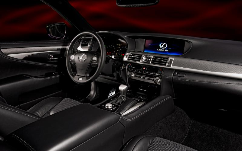 Lexus LS 460 Review 3