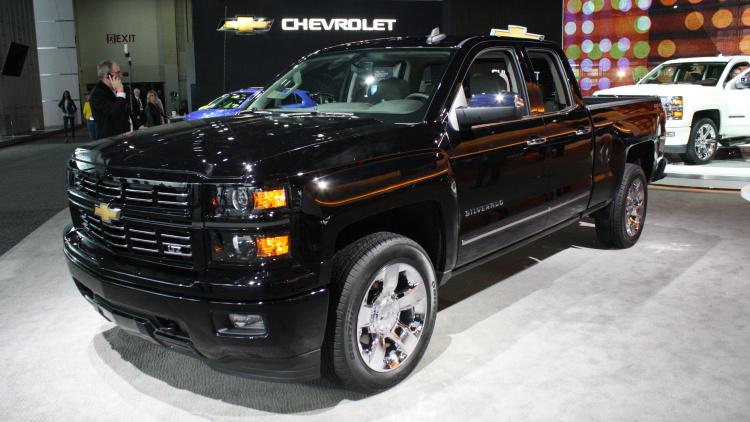2015 Silverado Custom 2