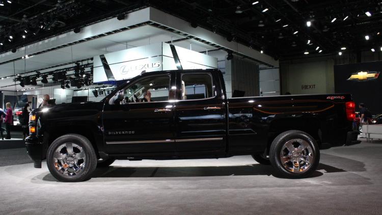 2015 Silverado Custom 1