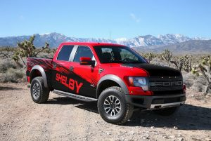 Shelby American Unveils New Ford F-150 SVT Raptor Package