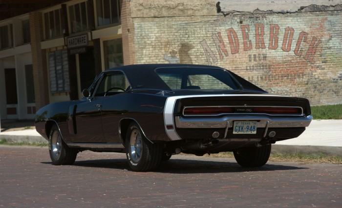 1970 Charger RT 4