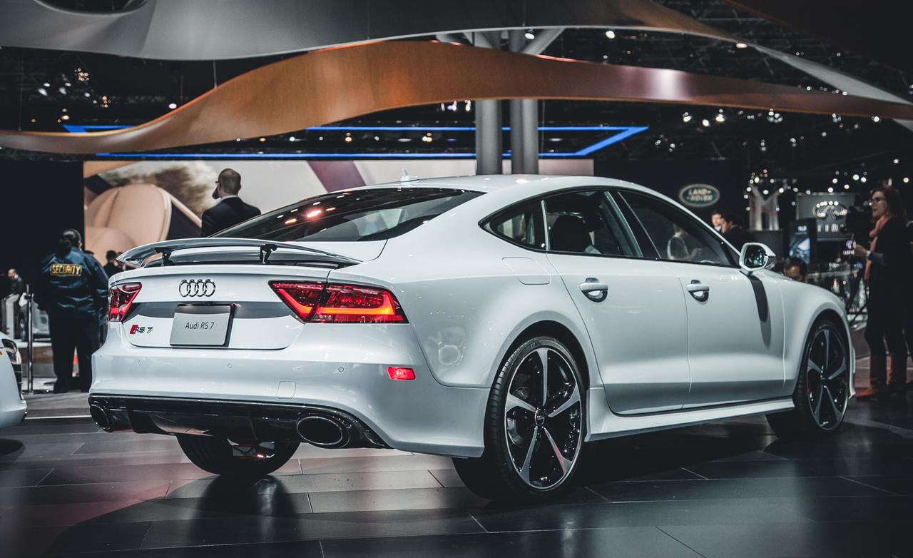 Audi RS7 Dynamic Edition Back
