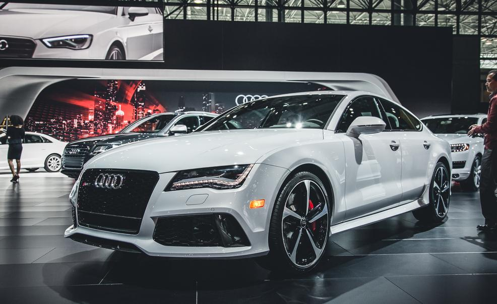 Audi Rs7 Dynamic Edition More Improvements In The Price Than In