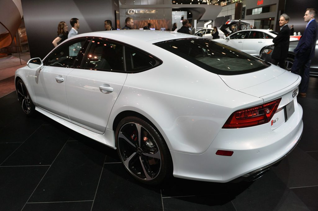 Audi RS7 Dynamic Edition The Ultimate