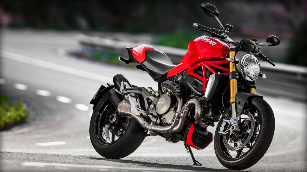 Ducati Monster 1200 The Ultimate
