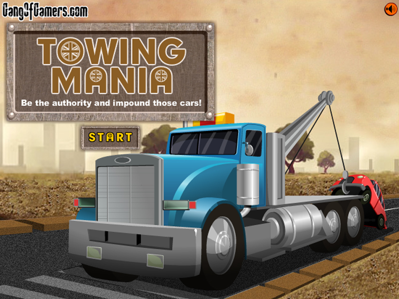 Towing Games 1
