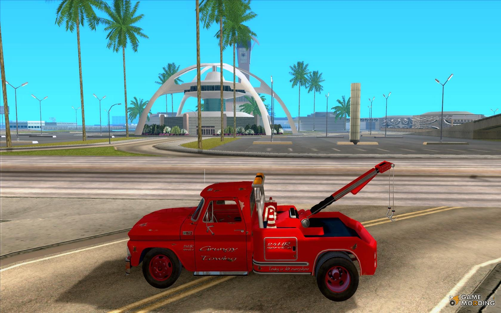 Towing Games 2