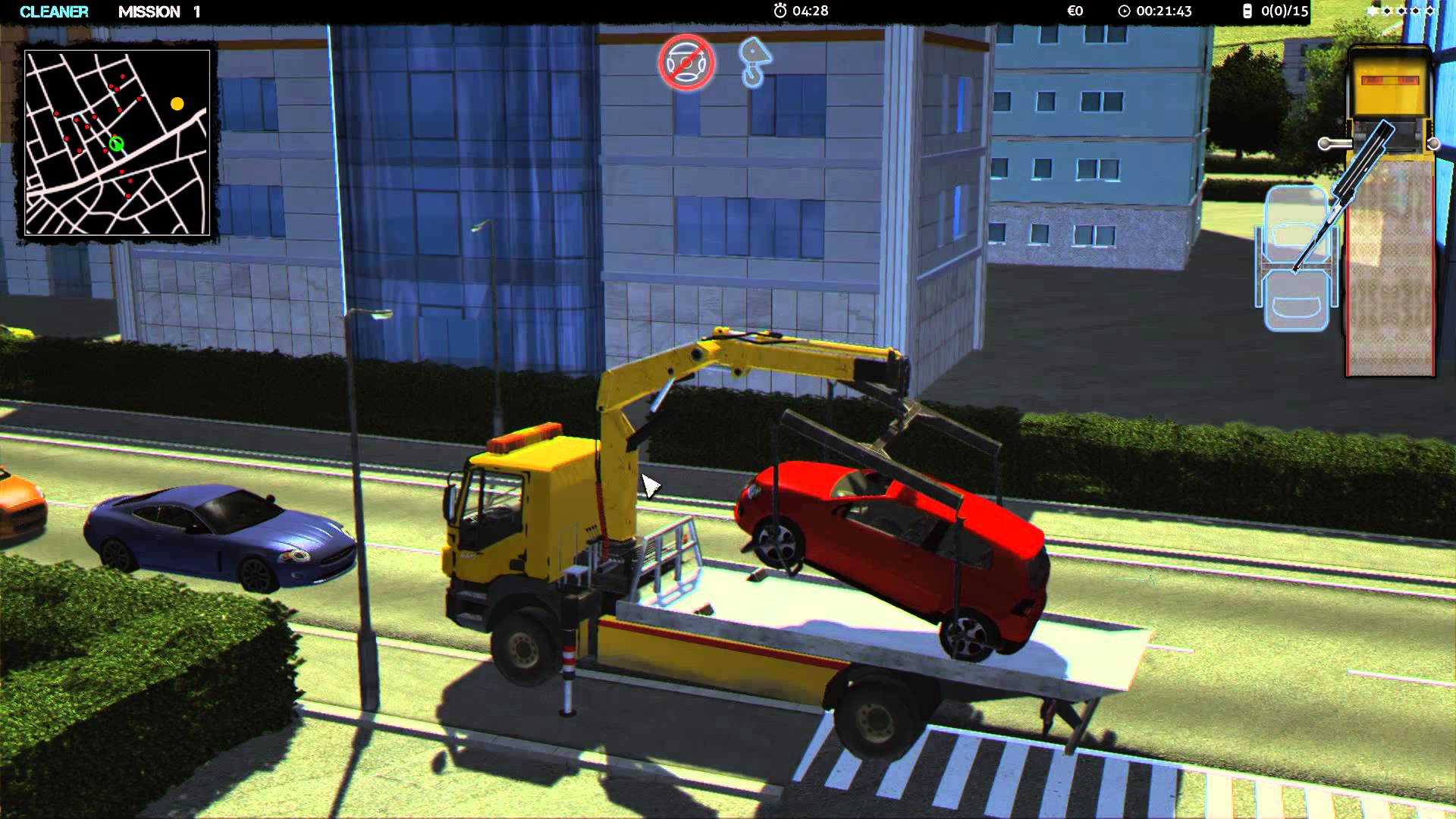 Towing Games 3