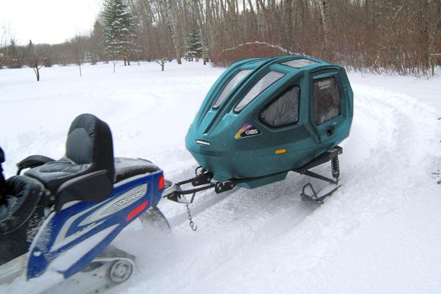 Equinox Snowcoach 3