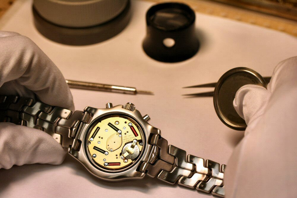 Tonino Lamborghini Watch Repair 1