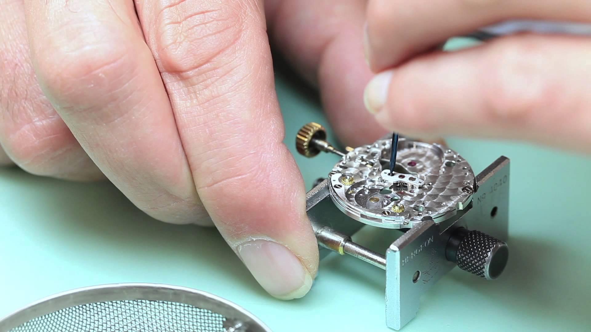 Tonino Lamborghini Watch Repair 4