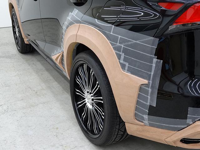 Lexus Wald Kit 2