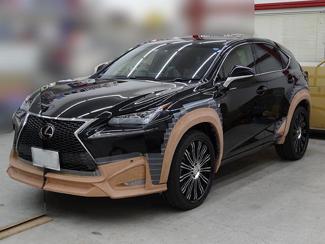Lexus Wald Kit 3
