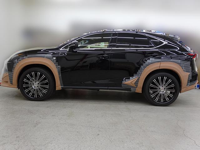 Lexus Wald Kit 1