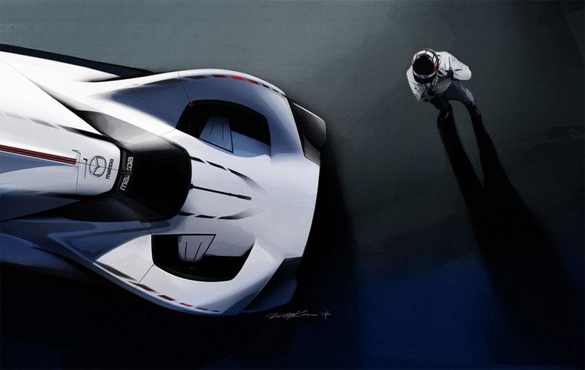 Mazda LM55 1