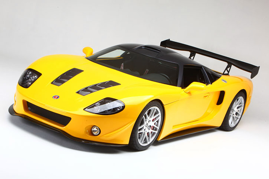 The Factory Five GTM Sports Car 1