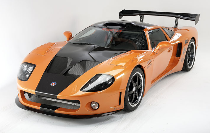 The Factory Five GTM Sports Car 4