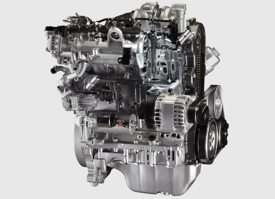 Fiat MultiJet Engine 1