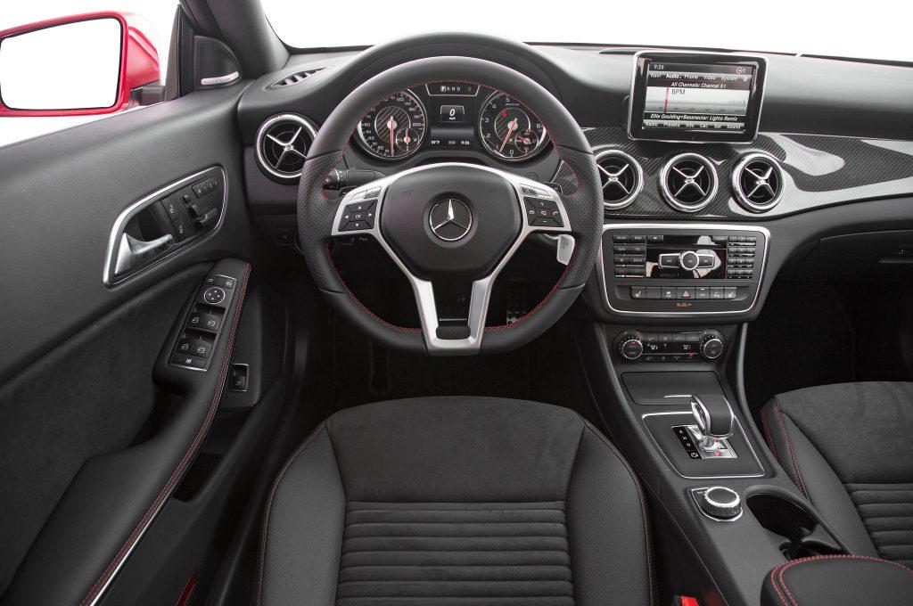 2015 Mercedes-Benz CLA45 AMG Interior