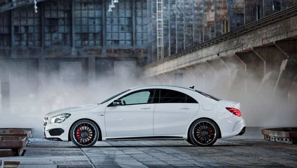 2015 Mercedes-Benz CLA45 AMG The Ultimate