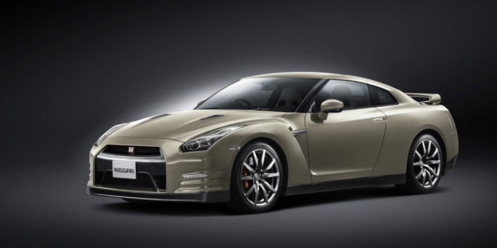 2015 Nissan GT-R 45th Anniversary Edition (Japanese spec)
