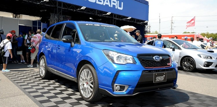 2015 subaru forester ts The Ultimate