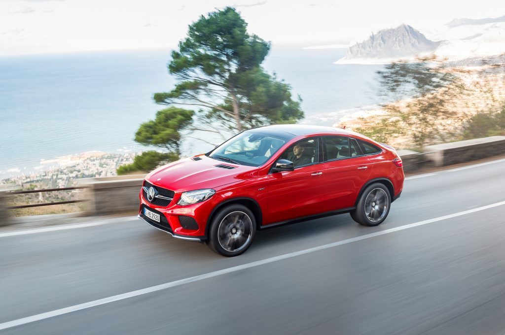 2016 Mercedes-Benz GLE450 AMG 4Matic Coupe The Ultimate
