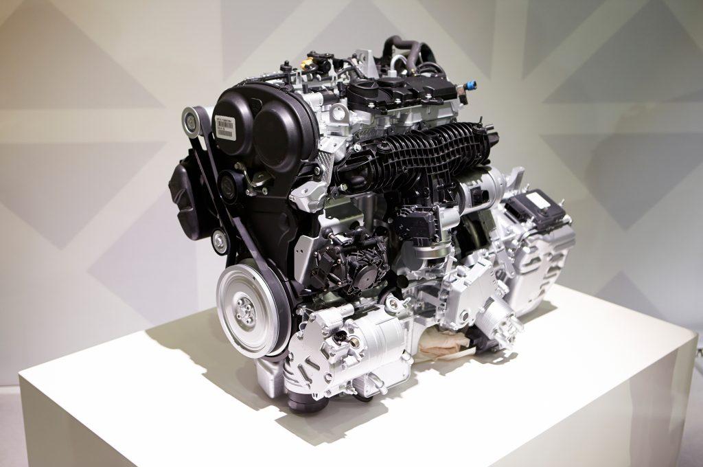 2016 Volvo XC90 T8 Engine