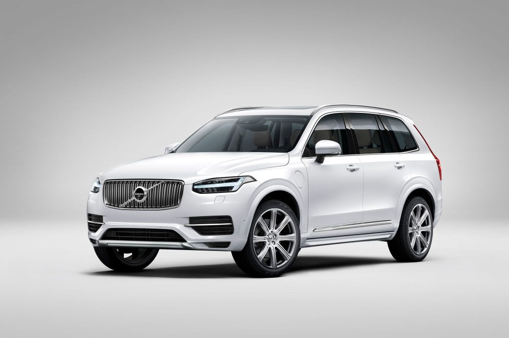 2016 Volvo XC90 T8 The Ultimate