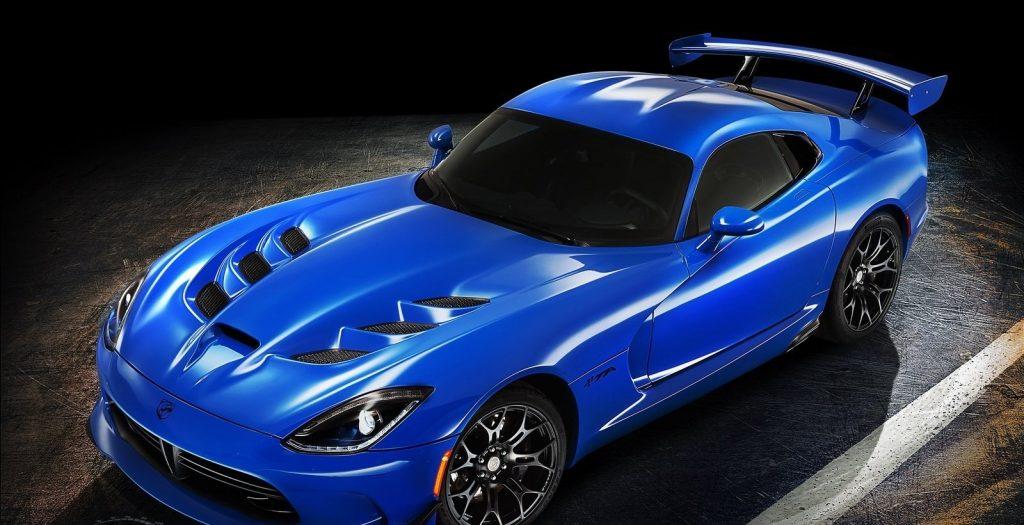 Dodge Viper Ta 2.0 Side
