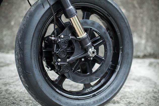 Rough Crafts Harley 4