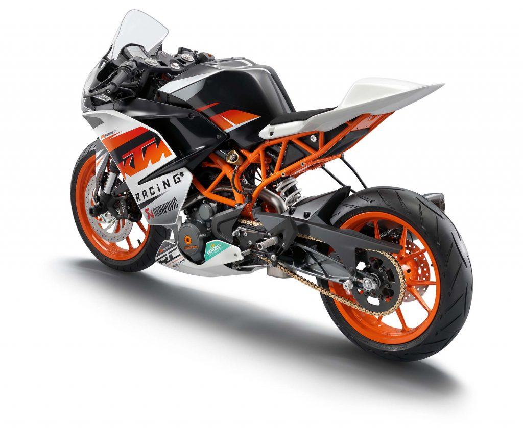 KTM RC390 Coming To America Back
