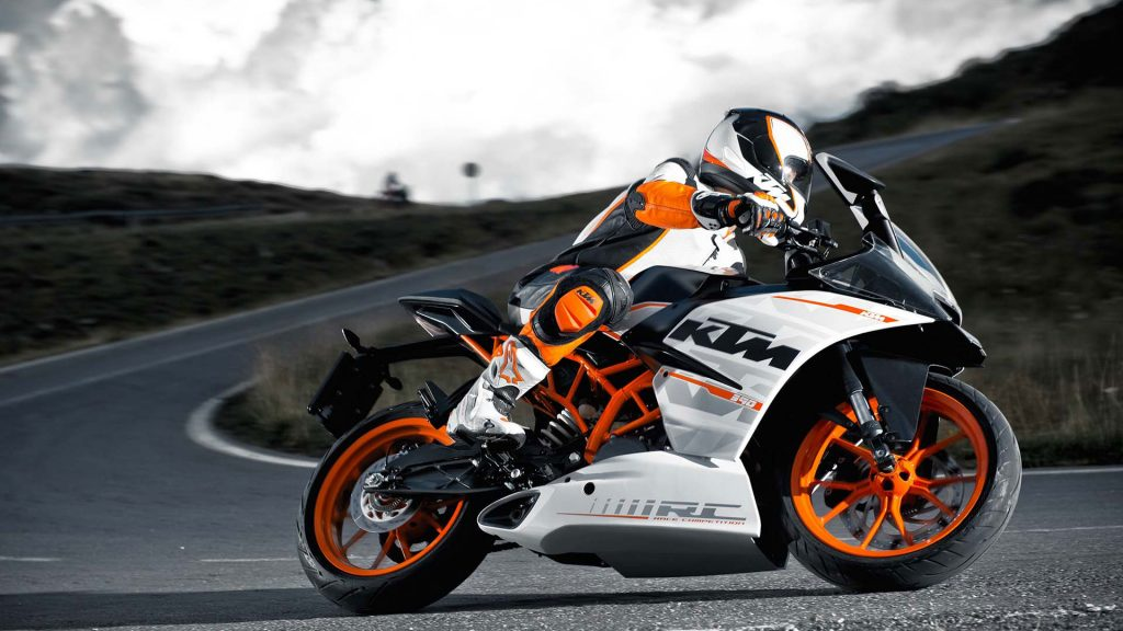 KTM RC390 Coming To America The Ultimate