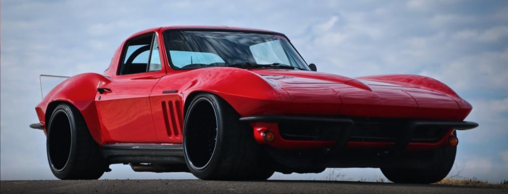 1965 Corvette Track Time Attack Gearheads