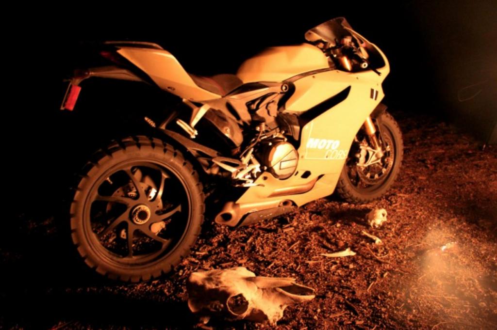 MotoCorsa Bike - Panigale TerraCorsa 3