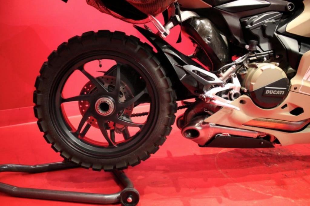 MotoCorsa Bike - Panigale TerraCorsa 8