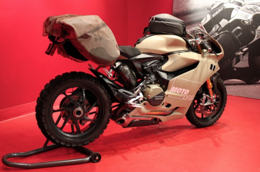 MotoCorsa Bike - Panigale TerraCorsa 7