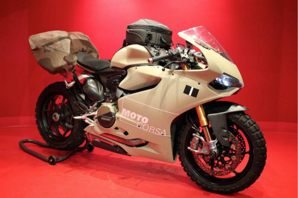 MotoCorsa Bike - Panigale TerraCorsa 6